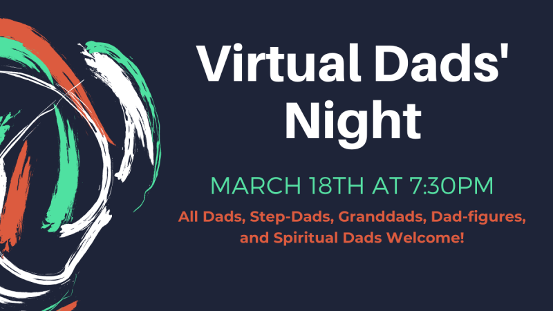 Virtual Dads' Night